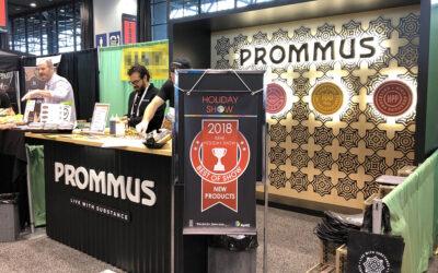 "Star Client PROMMUS Wins ""Best of Show"" Award"